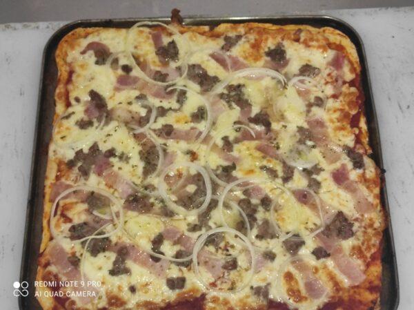 Tortiya - Reparto de comida a domicilio en Vigo.