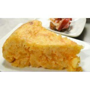 Tortilla Sola Peque